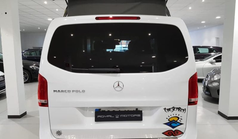 Mercedes Benz V250 Cdi Marco Polo full