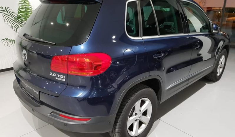 VW TIGUAN 2.0 tdi 140 cv full