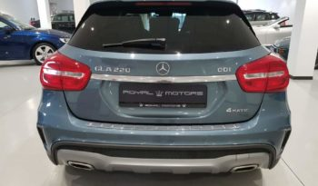 Mercedes Benz Gla 220 Cdi 4Matic Amg Line full