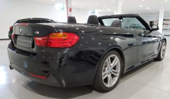 BMW 420 D CONVERTIBLE PACK M full