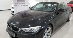 BMW 420 D CONVERTIBLE PACK M