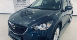 MAZDA CX5 2.2 DE 4WD AT LUXURY
