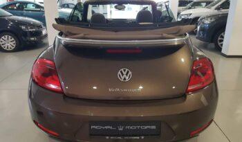 Volkswagen Beetle Cabrio Sport 2.0 TDI 150CV DSG BMT full