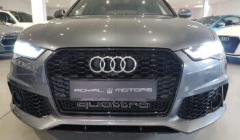 Audi A6 RS 6 4.0 TFSI 605CV Quattro Tiptronic Performance Avant full