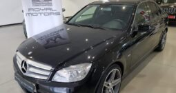 MERCEDES-BENZ Clase C 200 CDI Blue Efficiency