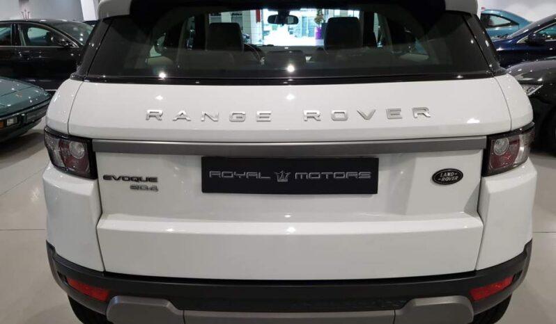 RANGE ROVER EVOQUE 2.2l eD4 150 CVS PURE full