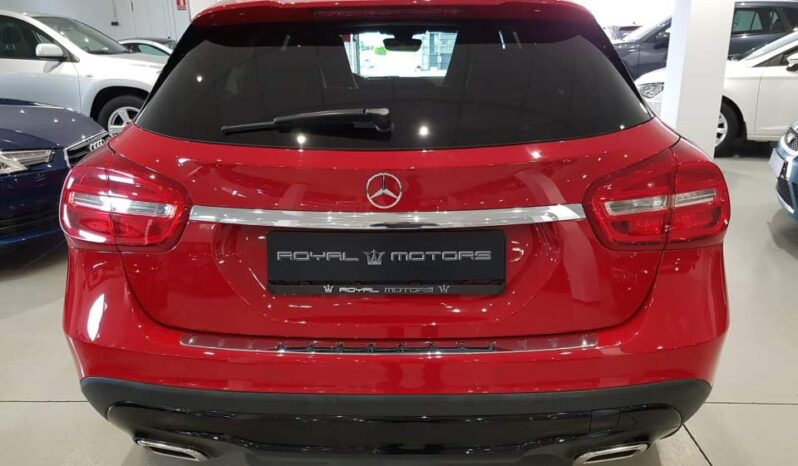MB GLA 220 CDI 4MATIC BLACK LINE full
