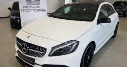 MB CLASE A 200 AMG LINE